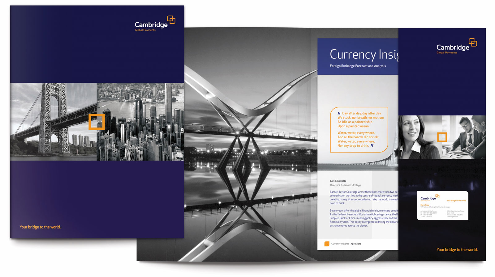 Cambridge Global Payments Business Collateral