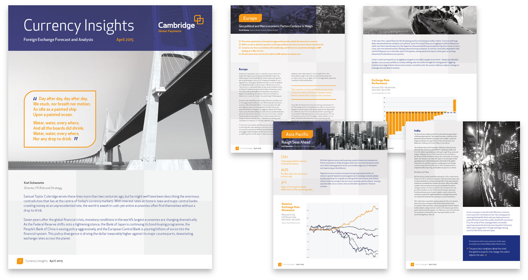 Cambridge Global Payments Print Newsletter
